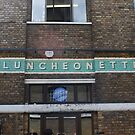 Brick Lane Luncheonette by Claire Elford