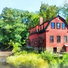 Williams-Droescher  Mill by Susan Savad
