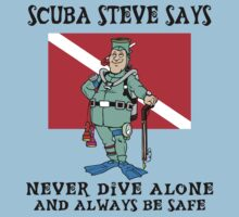 Scuba Steve Kids Clothes