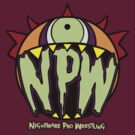 Nightmare Pro Wrestling - Logo  by Jon David Guerra