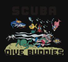 Funny SCUBA Kids Clothes