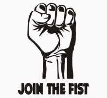 Join The Fist by Azpackersfan13