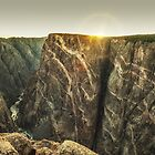 The Black Canyon of the Gunnison by Susan Humphrey