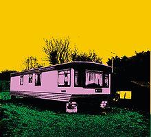 Pink Trailer by PrinceRobbie