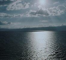 Lake Ohrid, Macedonia by distracted