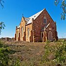 St Cecilia Church, Cradock by pablosvista2