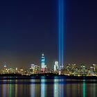 9/11 Tribute Panorama by odessit40
