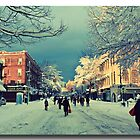 Snowy Day in Brooklyn by odessit40