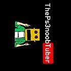 iPhone4 | ThePs3noobtubr Logo by ThePs3noobtuber
