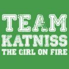 Team Katniss [White] by Jessica King
