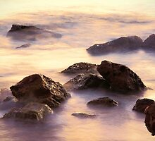 Sunrise Rocks by yolanda