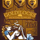 Goldilocks Hunting Supplies (Print Version) by Nathan Davis