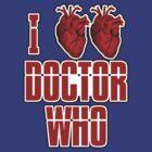 I Heart Heart Doctor Who (v3) by ezcreative