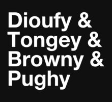 Dioufy & Tongey & Browny & Pughy by Amitai Winehouse