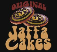 Stargate SG1 - Teal'c - Original Jaffa Cakes by metacortex