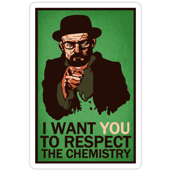 Chemistry Sticker by Baznet
