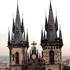 Towers and Churches. by brijo