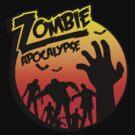 Zombie Apocalypse by Cheesybee