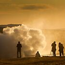 Capturing the Strokkur geyser by herbpayne