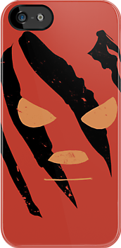 Kane Mask Phone Case by theJackanape