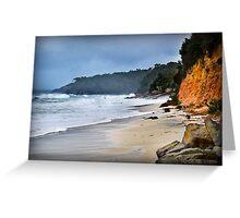 Storm Beach... Greeting Card