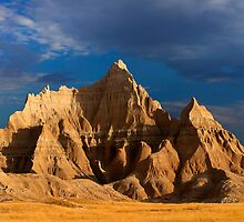 Sunrise over Badlands National Park by Alex Preiss