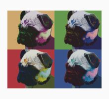 Pug Warhol by shortsleeve