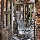 Third Door on the Left by Victoria Jostes