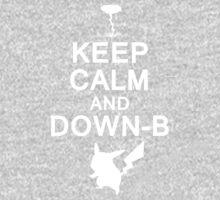 Keep Calm and Down-B Kids Clothes