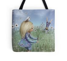 moments of innocence Tote Bag