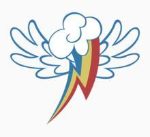 Rainbow Dash Cutie Wings by Eniac