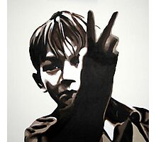 Kes - Billy Photographic Print