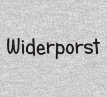 Widerporst (black) Kids Clothes