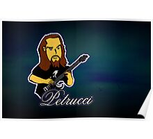 John Petrucci (Print Version) Poster