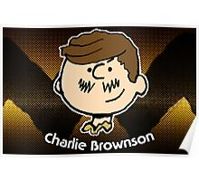 Charlie Brownson (Print Version) Poster