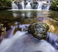 Elabana Falls by Simon Baker