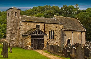 St Gregory's Minster by Trevor Kersley