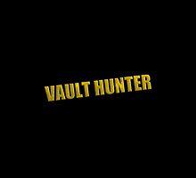 Borderlands - Vault Hunter by warriorrawr