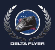 Star Trek: Voyager Delta Flyer by metacortex