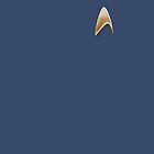 Starfleet Science by Gal Lo Leggio