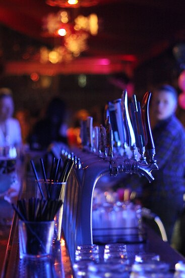 Beer on Tap by Nicoletté Thain Photography