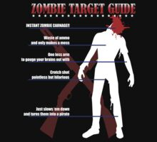 Zombies - Zombie Target Guide by metacortex