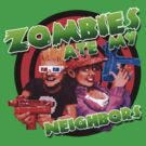 Zombies Ate My Neighbors by metacortex