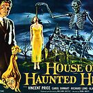 House on Haunted Hill - Classic B-Movie by metacortex