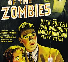 King of Zombies - Classic B-Movie by metacortex