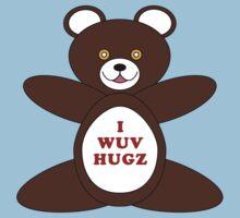 I Wuv Hugz by zorpzorp