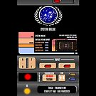 Star Trek LCARS Tricorder  by metacortex