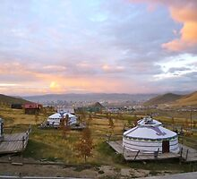 Mongolia in Spring by Citisurfer