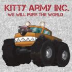 Kitty Army Inc. The Kommander Vehicle by Palomar78