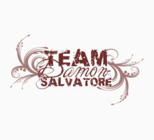 Team Damon Salvatore  by missemilyellen